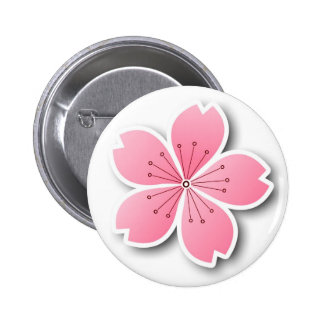 Sakura Button