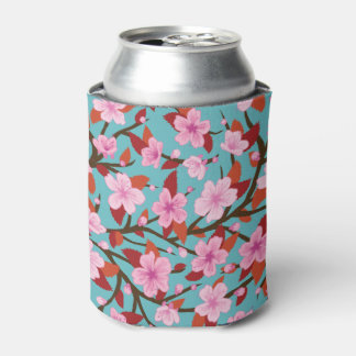 Sakura Can Cooler