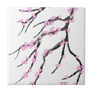 Sakura Cherry Blossom 20,Tony Fernandes Ceramic Tile