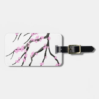 Sakura Cherry Blossom 20,Tony Fernandes Luggage Tag