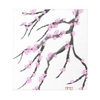 Sakura Cherry Blossom 20,Tony Fernandes Notepad