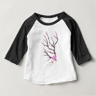 Sakura Cherry Blossom 21,Tony Fernandes Baby T-Shirt