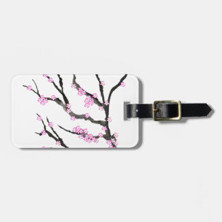 Sakura Cherry Blossom 21,Tony Fernandes Luggage Tag