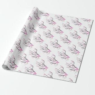 Sakura Cherry Blossom 21,Tony Fernandes Wrapping Paper