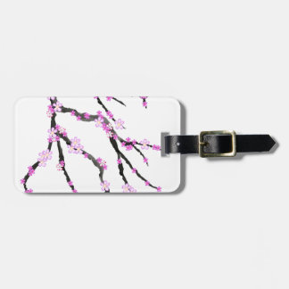 Sakura Cherry Blossom 22,Tony Fernandes Luggage Tag