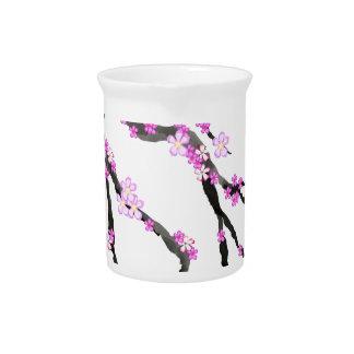 Sakura Cherry Blossom 22,Tony Fernandes Pitcher