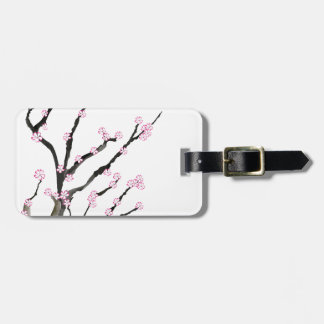 Sakura Cherry Blossom 23, Tony Fernandes Luggage Tag