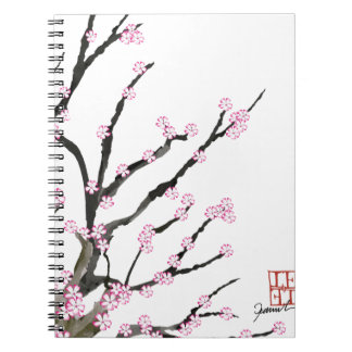 Sakura Cherry Blossom 23, Tony Fernandes Notebooks