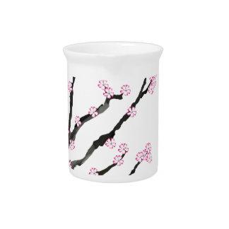 Sakura Cherry Blossom 23, Tony Fernandes Pitcher