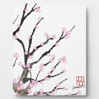 Sakura Cherry Blossom 23, Tony Fernandes Plaque