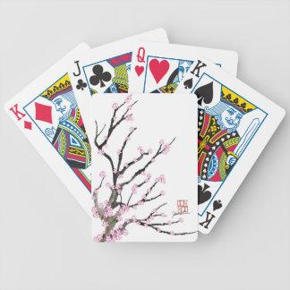 Sakura Cherry Blossom 23, Tony Fernandes Poker Deck
