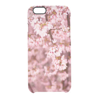 Sakura Cherry Blossom Clear iPhone 6/6S Case