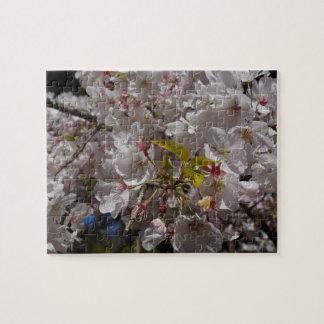 Sakura Cherry Blossom Jigsaw Puzzle