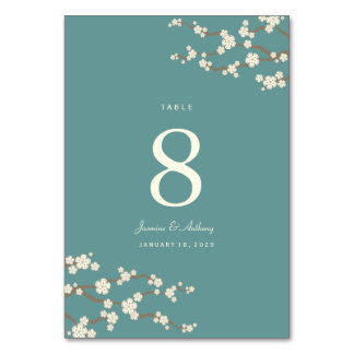 Japanese Wedding Gift Card : Classy Table Cards & Place Cards Zazzle.com.au