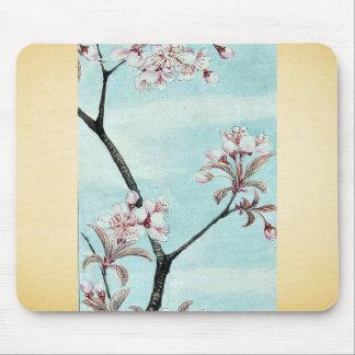 Sakura cherry Ukiyo-e Mousepad