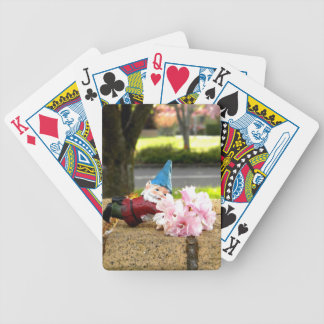 Sakura Cornelius Bicycle Playing Cards