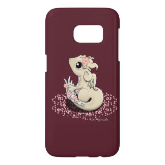 Sakura Dragon Samsung Galaxy Phone Case