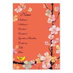Sakura Florists Business Cards