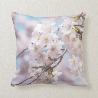 sakura flowes pilow cushion