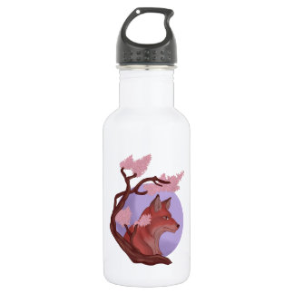 Sakura Fox 532 Ml Water Bottle