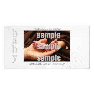 SAKURA GRAY PHOTO CARDS