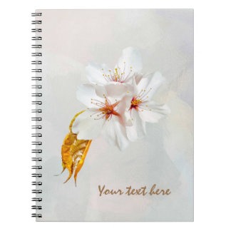 Sakura - Japanese cherry blossom Notebooks