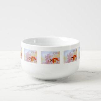 Sakura - Japanese cherry blossom Soup Mug