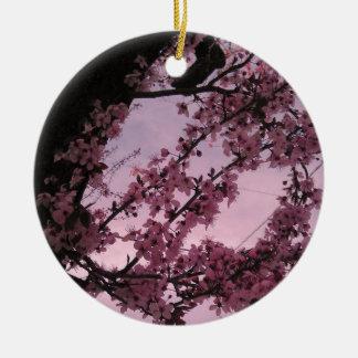 Sakura.jpg Ceramic Ornament