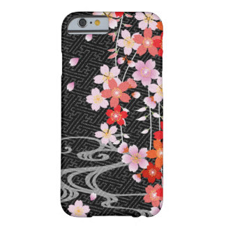 Sakura Kimono Pattern Custom iPhone 6 case