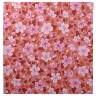 Sakura Napkin