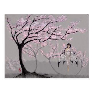 Sakura No mitama Postcard