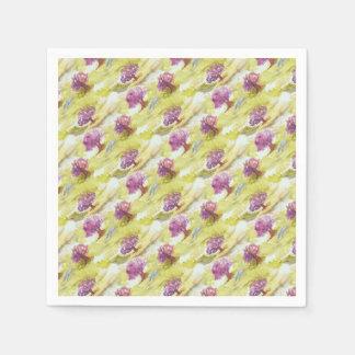 sakura paper napkin