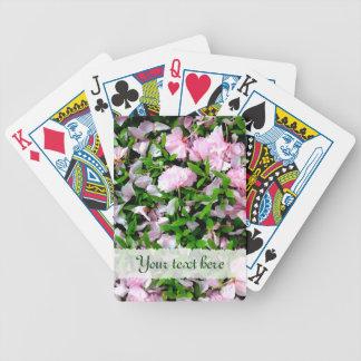 sakura petals poker deck