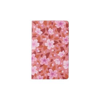 Sakura Pocket Moleskine Notebook