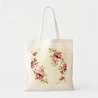 Sakura Budget Tote Bag