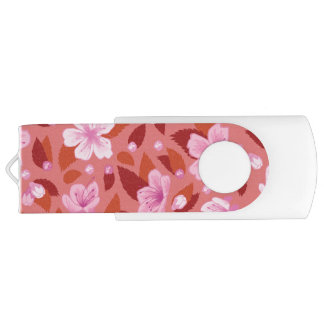 Sakura USB Flash Drive