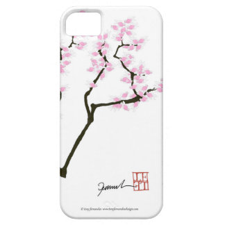 sakura with pink goldfish, tony fernandes barely there iPhone 5 case