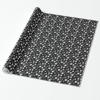 Sakurachirashi Japanese Pattern Wrapping Paper B