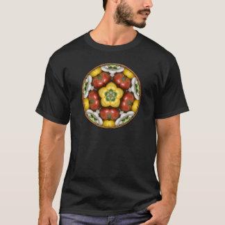 Salad Bowl Mandala T-Shirt
