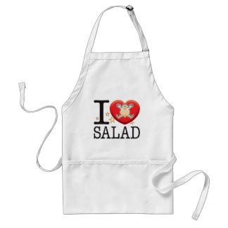Salad Love Man Standard Apron