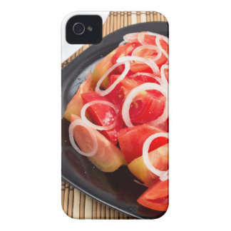 Salad of red and yellow tomato Case-Mate iPhone 4 case