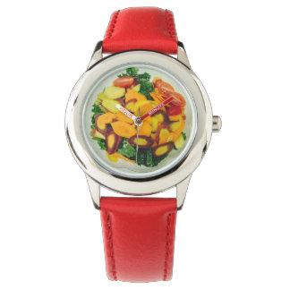 Salad Time! 4Jeannette Wristwatch