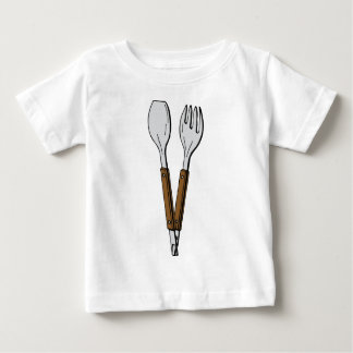 Salad Tongs Baby T-Shirt