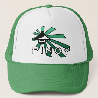 Salakotman-Pinoy Trucker Hat