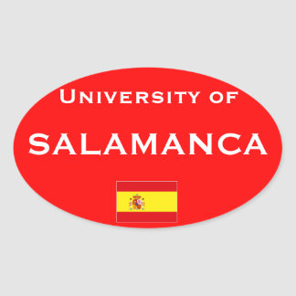 Salamanca European-style Sticker