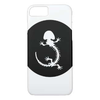 salamander skeleton iPhone 7 case