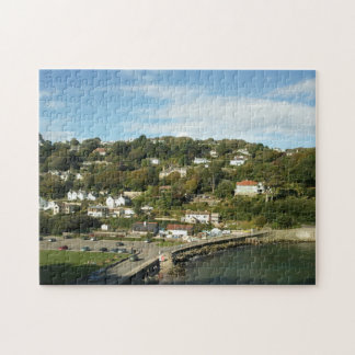 Salcombe Beach Uk Puzzle