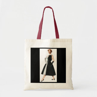 SALE - 1951 Mainbocher Shopping Tote