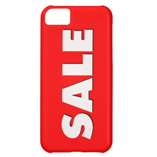 Sale Cover For iPhone 5C