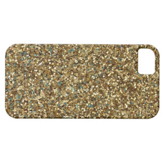 SALE Gorgeous Gold Glitter iPhone 5 Case